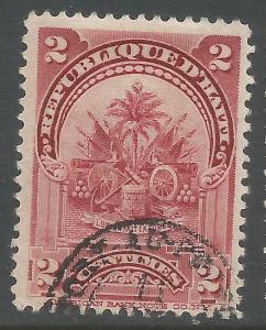 HAITI 55 VFU T341-3