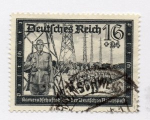 Germany 1943 Early Issue Fine Used 16pf. NW-100736