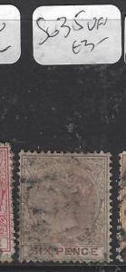 LAGOS  (PP1710B)  QV  6 D  SG  35      VFU
