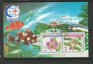 Singapore 1995 Singapore 95 MS FU SG MS817