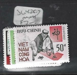 VIETNAM  (P1204BB)  SC 425-7       MNH