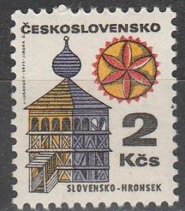 Czechoslovakia #1735  MNH F-VF (V3733)