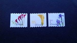 Canada 2004 Flowers - Self Adhesive Unused