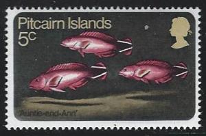 Pitcairn Island   mnh sc 114