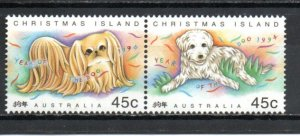Christmas Island #359a MNH