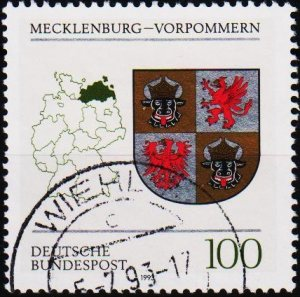 Germany.. 1993 100pf S.G.2526 Fine Used