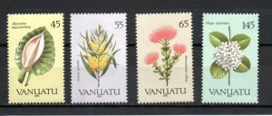 Vanuatu 515-518 MNH .