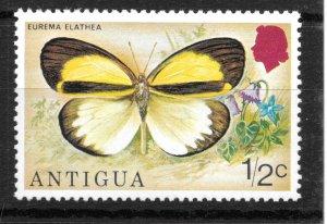ANTIGUA MNH SC#387 BUTTERFLIES SCV$.25