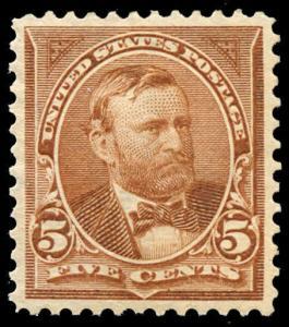 momen: US Stamps #270 Mint OG SUPERB