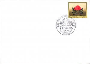 Australia, Postal Stationary, Bridges