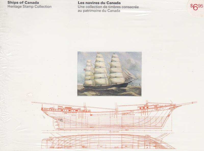 Canadian Thematic Collection: Ships of Canada  /  PL-79