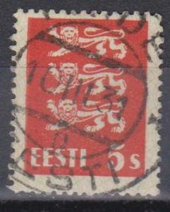 Estonia #93 F-VF Used (ST149)