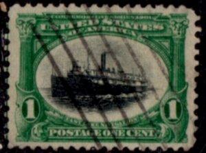 US Scott #294 - Pan-American Exposition 1901 Perf 12 w/ #191 Water Mark CV~$3