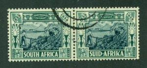 South Africa 1938 #B5 U SCV(2020) = $6.00