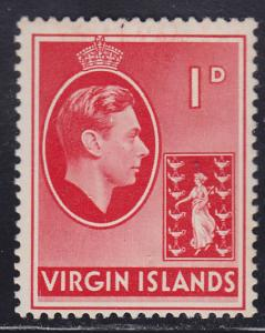 British Virgin Islands 77 King George VI 1938