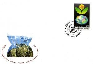 Thailand, Worldwide First Day Cover