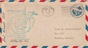 1930, Experimental Flt., Newton, KS, See Remark (41338)