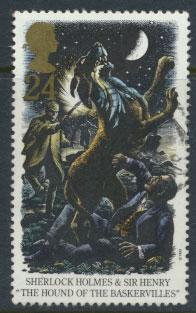 Great Britain SG 1785  Used  - Sherlock Holmes