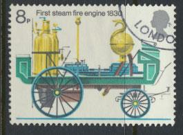 Great Britain SG 952 -   - Used  - Fire Prevention