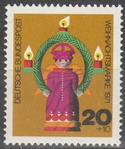 Germany #B480 MNH  (K1656)