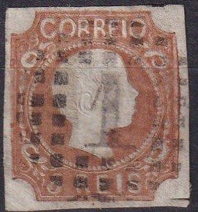 Portugal #9   Used CV $70.00  (Z1237)