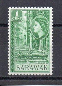 Sarawak 197 MNH