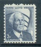 1280 2c Wright Fine MNH Plt/4 UL 32529 J328