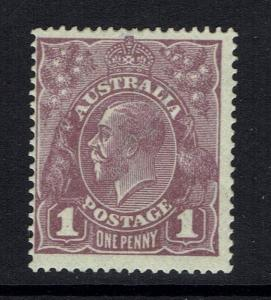 Australia SG# 57, Mint Hinged - Lot 020617