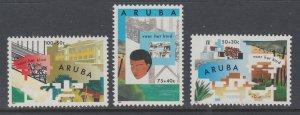 Aruba B32-B34 MNH VF