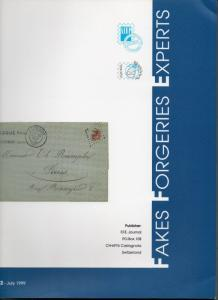 Fakes Forgeries Experts Vol. #2 July 1999