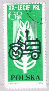 Poland Tractor 60 (AP114215)