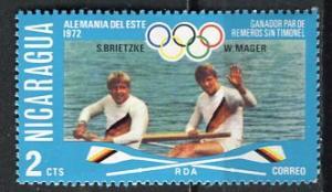 Nicaragua; 1976: Sc. # 1023: *-/MHH Single Stamp