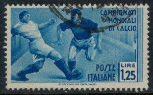 Italy #327  CV $16.00