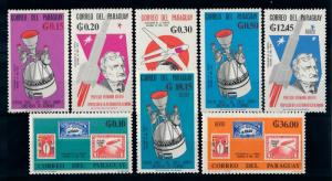 [72393] Paraguay 1966 Space Travel Weltraum  MNH