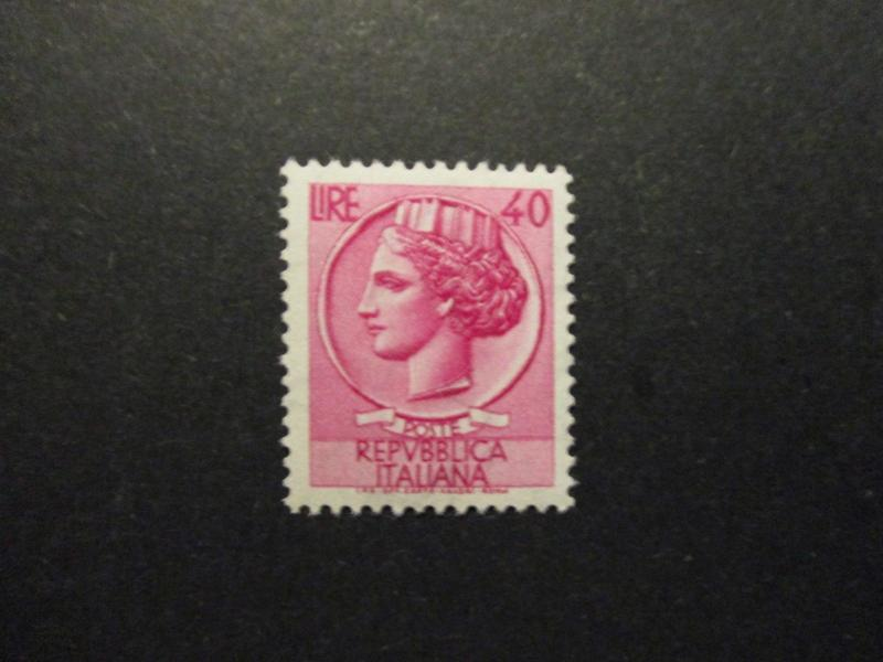 Italy #786 Mint Never Hinged - (Z2) I Combine Shipping!