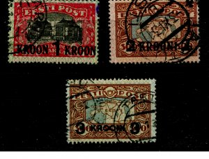 ESTONIA  105-07  USED