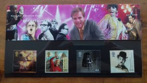 Great Britain 1999 An Entertainers Tale Mint
