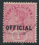 Jamaica OFFICIAL OPT  Used  SG O4  Used see details