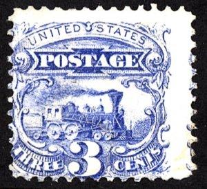 U.S. #114 Used