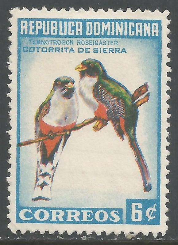 DOMINICAN REPUBLIC 597 MOG E945
