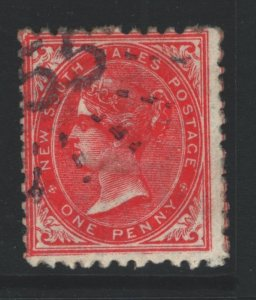 New South Wales Sc#61 Used