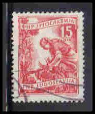 Yugoslavia CTO NH Fine ZA5544