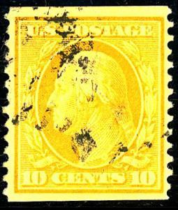 U.S. #356 Used