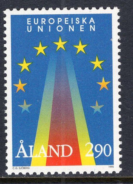 Aland 113 MNH VF