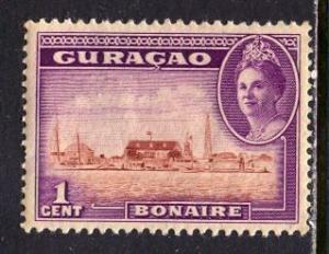 Netherlands Antilles 1943: Sc. # 164; */MH Single Stamp