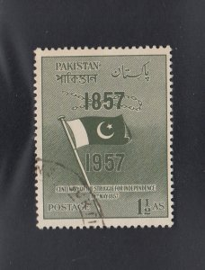 Pakistan Scott #90 Used