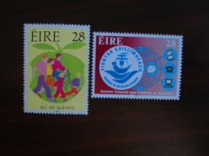 Ireland #856-57 Mint Never Hinged- (JB5) WDWPhilatelic