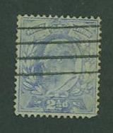 Great Britain 1902-11 SC# 131 King Edward VII
