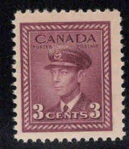 CANADA Scott 252 MNH** 1943 Rose Violet stamp