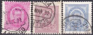 Portugal #64-6  F-VF Used CV $23.00